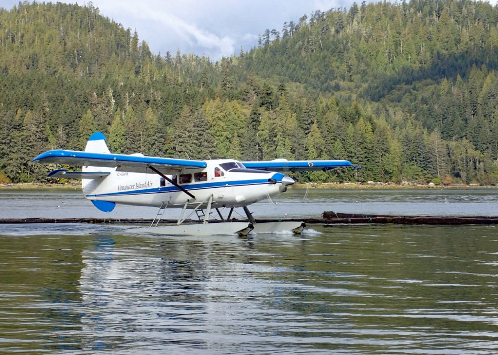 Vancouver Island Air Float Plane