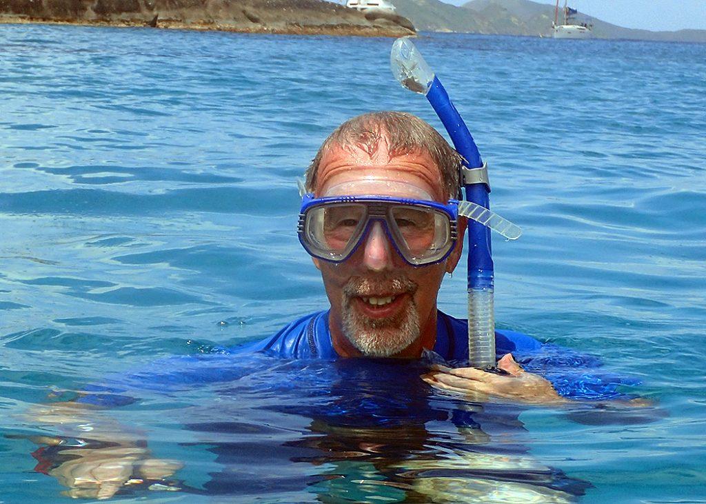 Preventing scuba masks from fogging