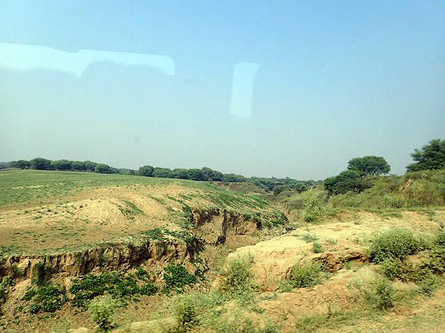 The Chambal Ravines