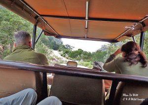 White knuckle ride into the Entabeni gorge