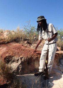 Armed Mapungubwe guide