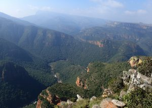 Blyde River Canyon along the Panorama Route
