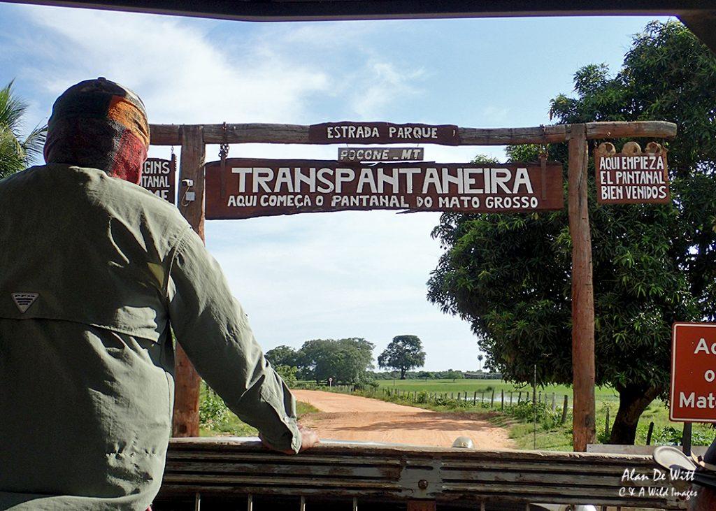 Transpantaneira Highway