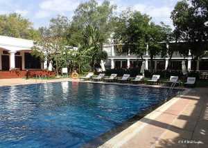 Jehan Numa Palace hotel in Bhopal