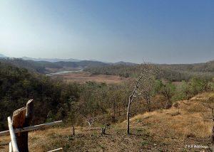 Western Buffer zone scenery